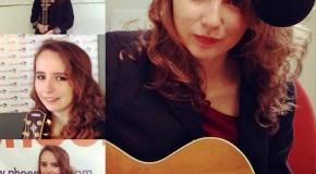 Fantastic Live Vocals/Guitart from Roisin O'Hagan