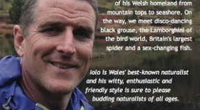 Interview with Springwatch's Iolo Williams
