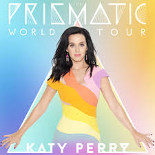 Prismatic World Tour katy perry
