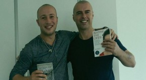 Beaten, abused and illiterate – now Billericay's Paul Connolly is a best selling author