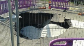 Sinkhole latest: Ongar Road to be closed for 4 weeks