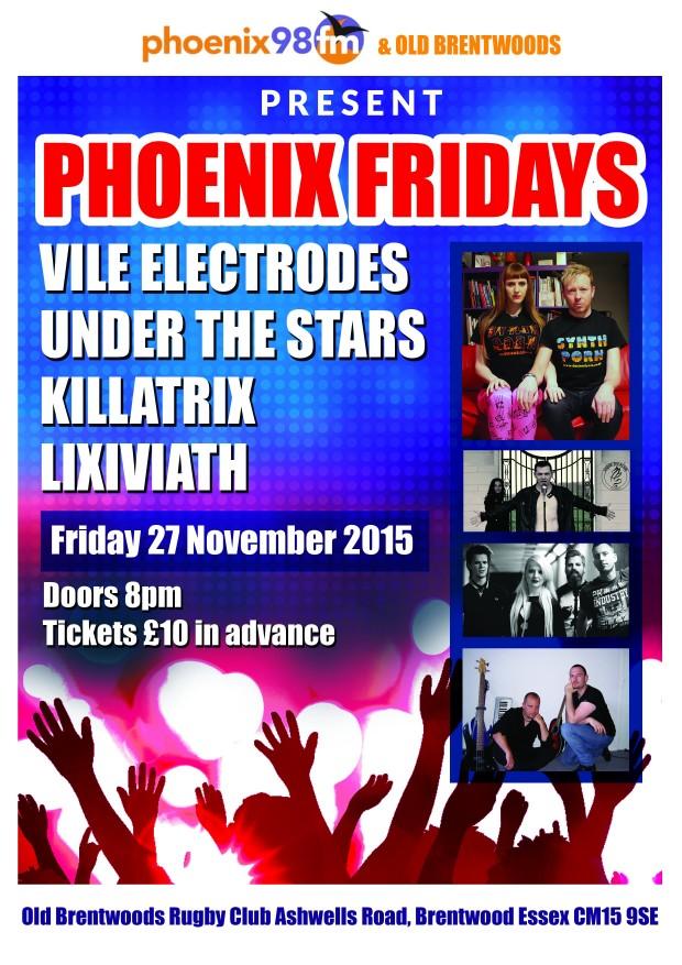 2015-11-27 Phoenix Fridays poster