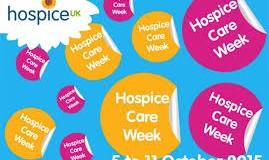It's hospice care week