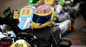 Lochlan Bearman secures the 2015 Minimax Championship