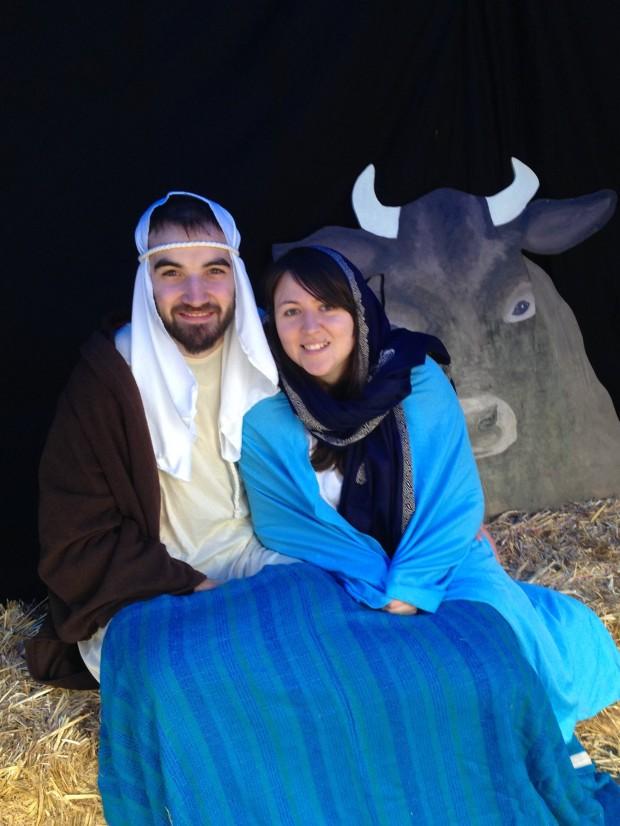 2015-11-28 039e Pete and Rosie Graham from Doddinghurst Road Community Church (Antonia)