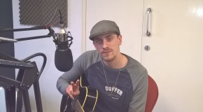 MisteR LEES live in the studio