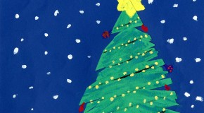 Mayor's Christmas Card Competition winners