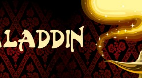 Aladdin is coming to the Queens!