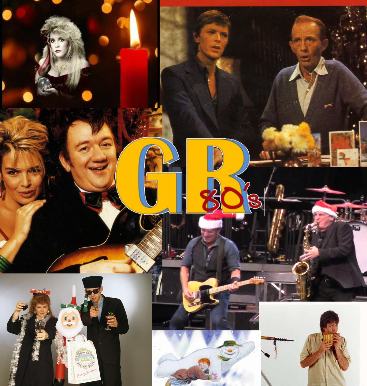 GR80\'s AT CHRISTMAS! - Phoenix FM