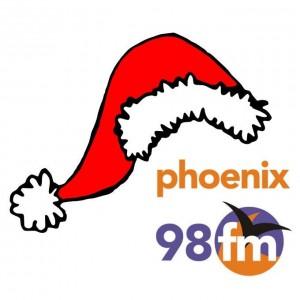 Phoenix FM Xmas Logo