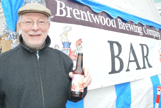 Robert Gunn from Brentwood Brewing Company