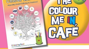 Get Colouring In at The Colour Me In Cafe!