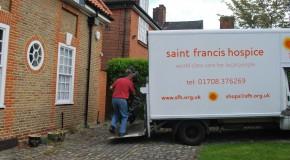 Van stolen from Saint Francis Hospice