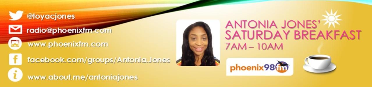 Antonia Jones