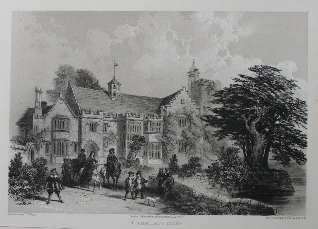 Horham Hall