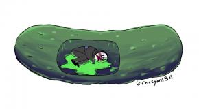 In a bit of a pickle!