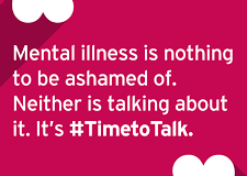 Mental Health Matters – Time to Talk Day Special