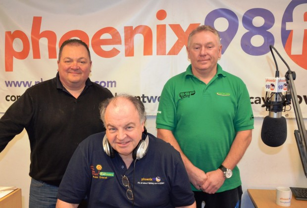 2016-02-29 Kevin Stack, Robin Driscoll and Graham Dack