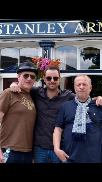 Geoff, Eddie N Danny