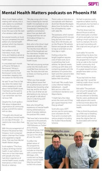 2016-04 NHS SEPT newsletter