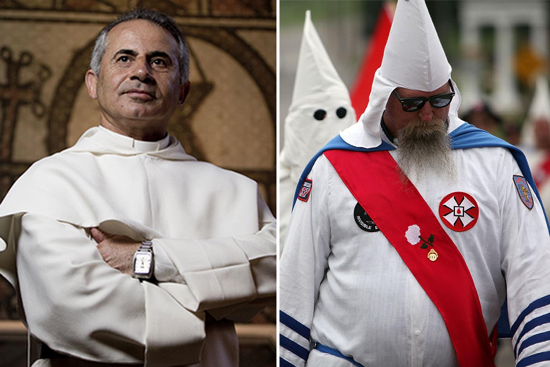 KKK or Friar