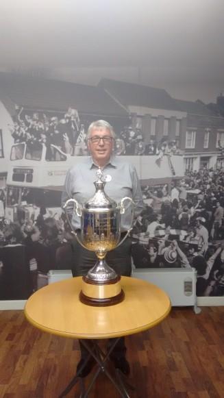 Former Skipper Arthur Coughlan