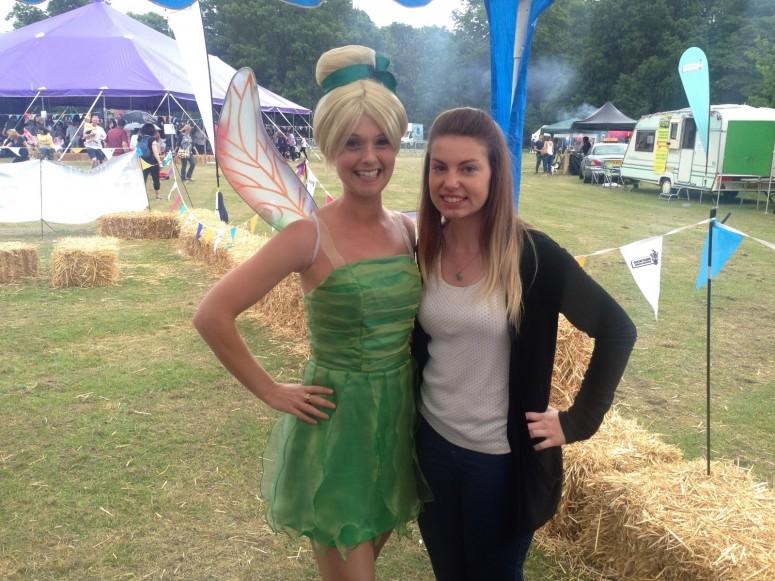2016-06-11 Strawberry Fair (Nikki) 05 Tinkerbell & Nikki