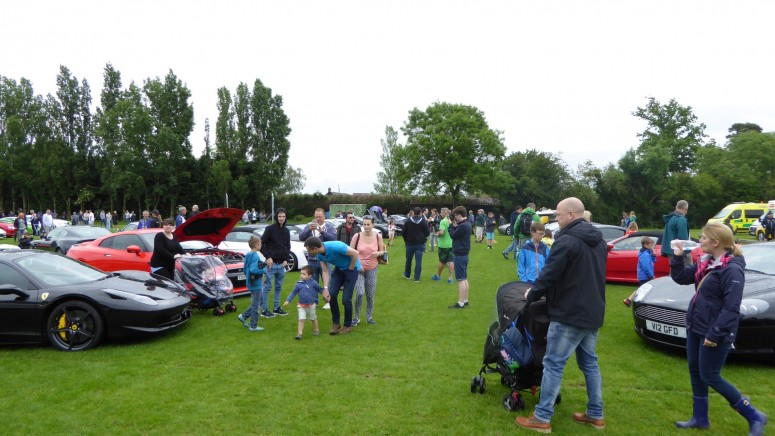2016-06-12 Supercars of Essex show 09