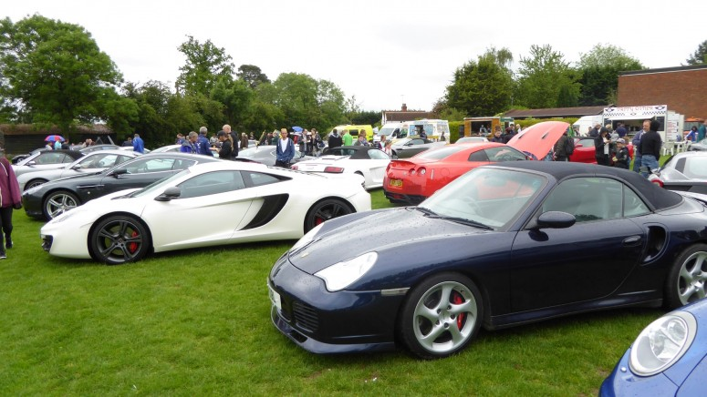 2016-06-12 Supercars of Essex show 11