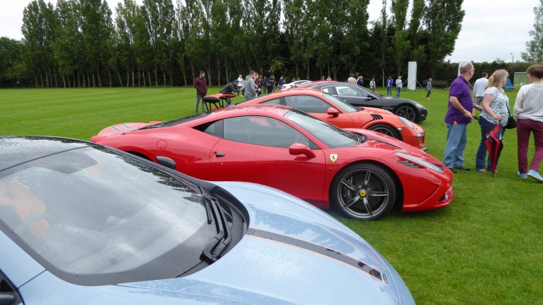 2016-06-12 Supercars of Essex show 13