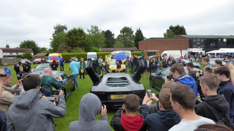 2016-06-12 Supercars of Essex show 16