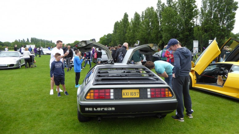2016-06-12 Supercars of Essex show 19
