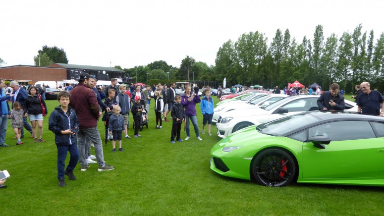 2016-06-12 Supercars of Essex show 26