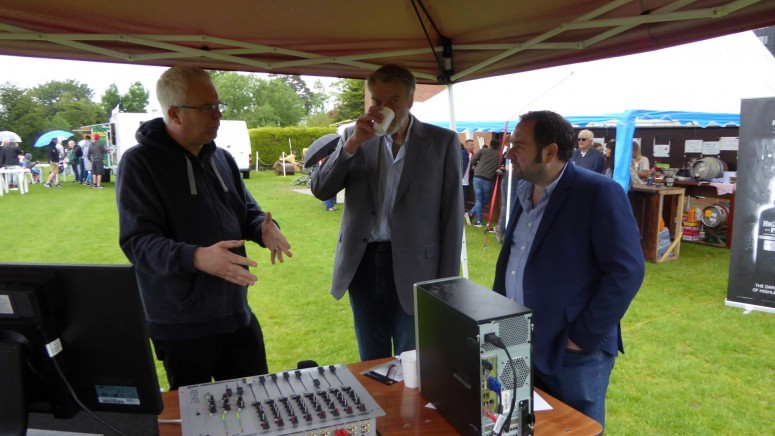 2016-06-12 Supercars of Essex show 32