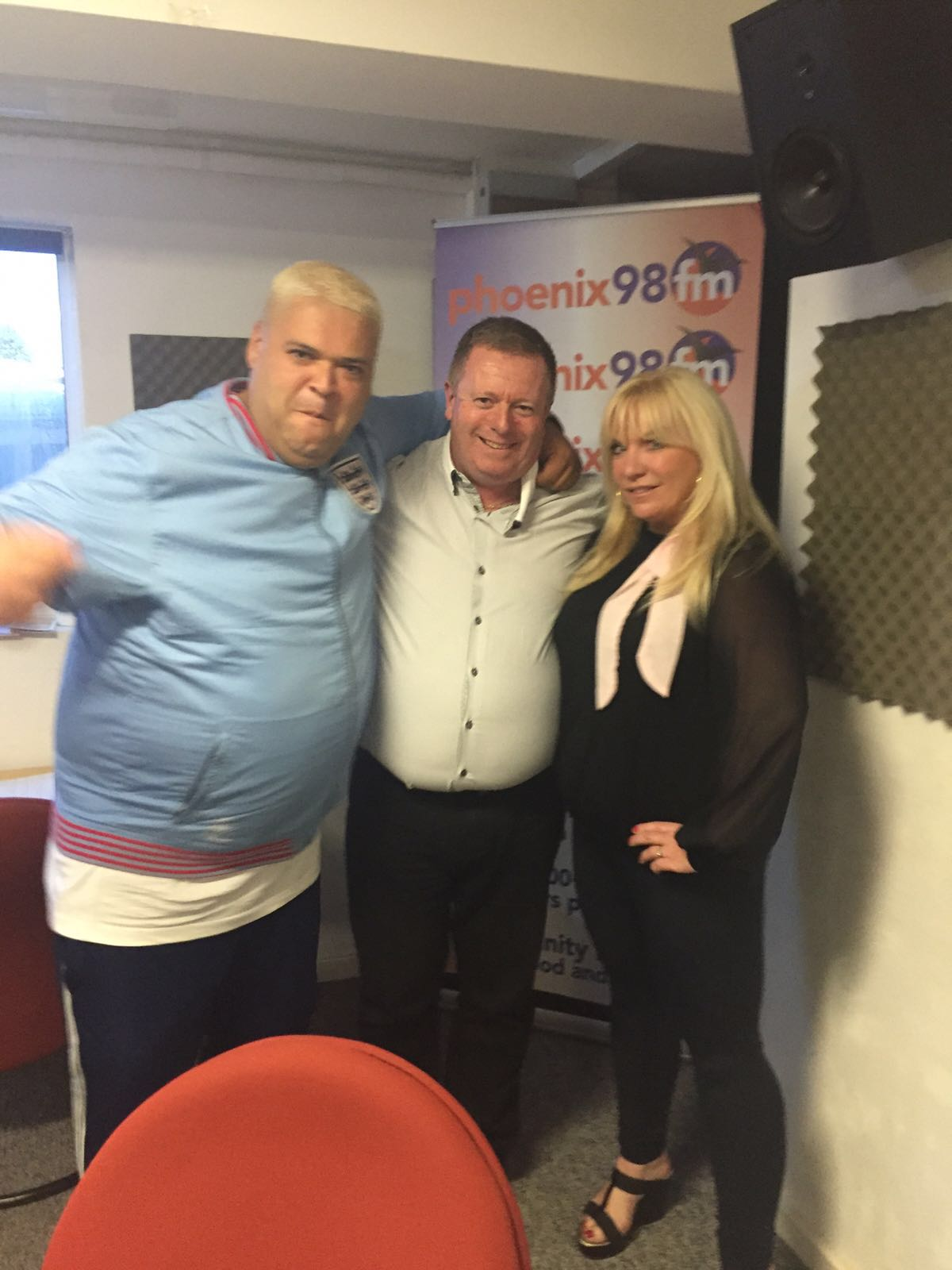 linda lambert and heavy d from storage hunters phoenix fm linda lambert and heavy d from storage