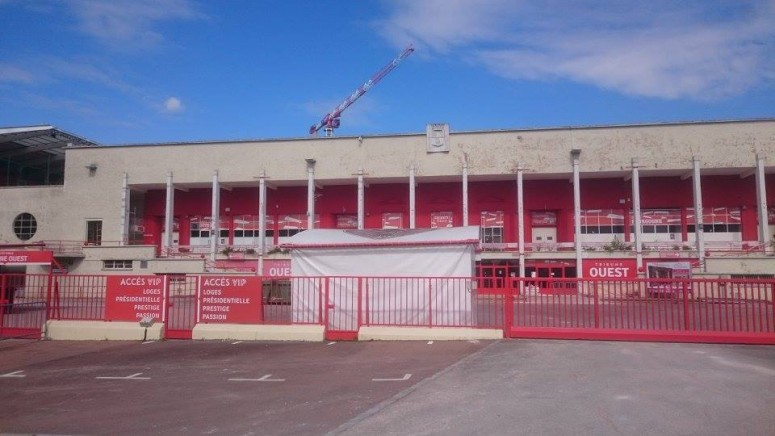 Dijon ground
