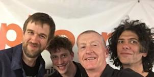 John Doran, Luke Turner, DJThundermuscle, Tarkus Varkoni