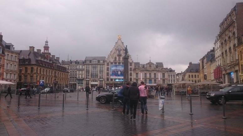 Lille Rain