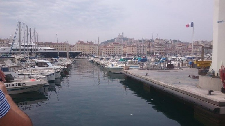 Marseille Harbour