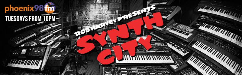 Synth City Banner