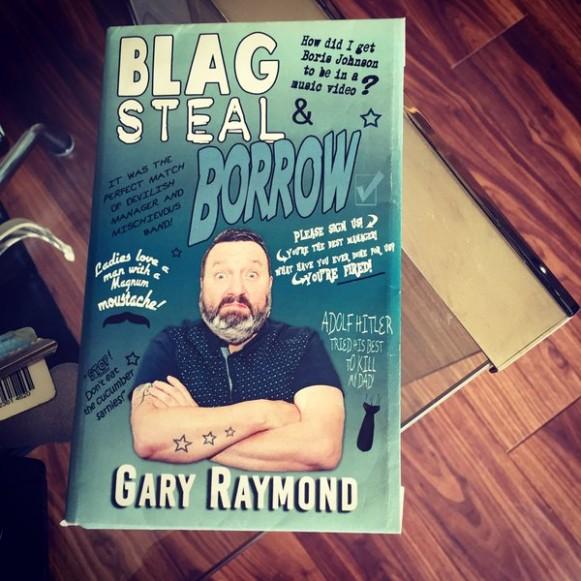 book gary raymond