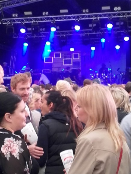 2016-07-15 Brentwood Festival - Antonia 03 - crowd