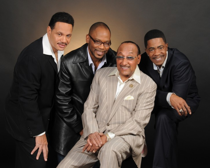 Today's Four Tops with Duke