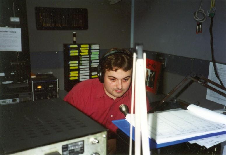 Mayflower FM Apr 1995 05 - Paul Golder