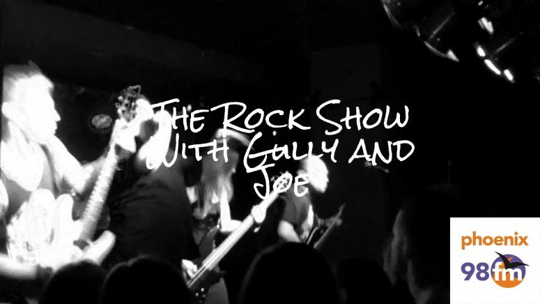 rock show phoenix