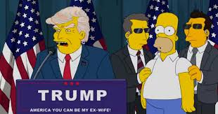 trump-in-simpsons
