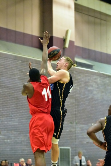 Essex Leopards v Reading Rockets 11 Nov 2016;