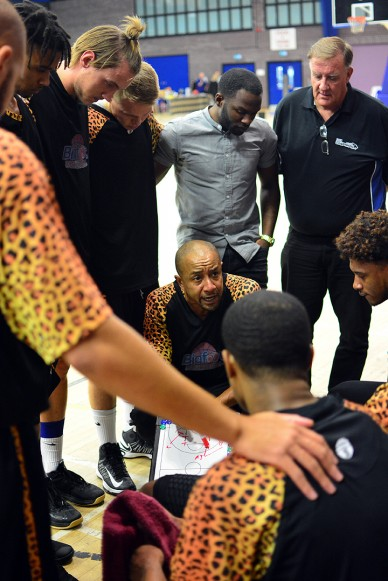 Essex Leopards v Manchester Magic, 23 Oct 2016; Team tactics
