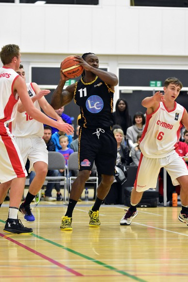 Essex Leopards v Welsh National Team 02 Jan 2017; Mike Martin