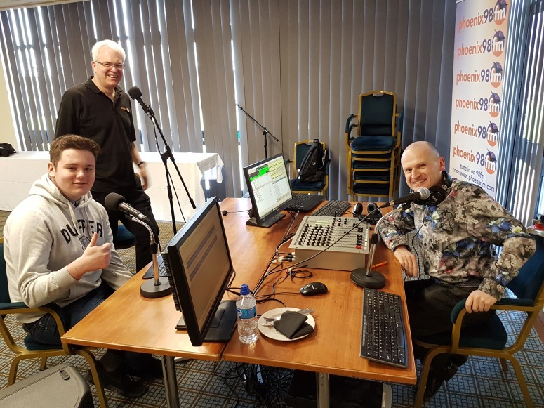 2017-03-25 013 Alan with Steve Robertson and Aaron Heanue